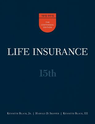 Life Insurance, 15th Ed. Cover Image