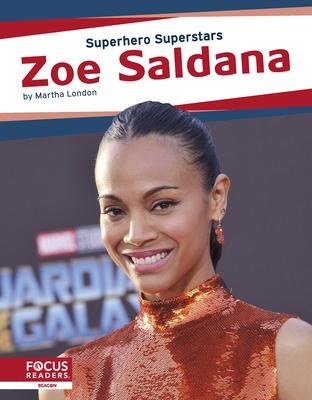 Zoe Saldana Cover Image