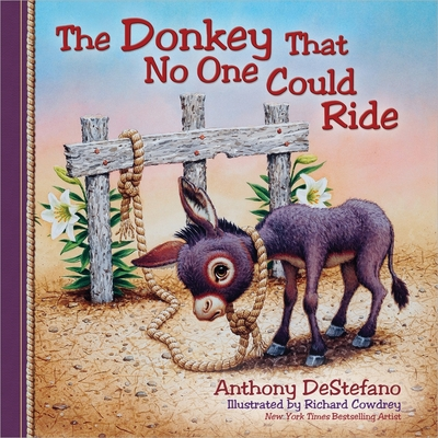 The Donkey That No One Could Ride Cover