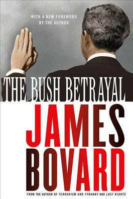 The Bush Betrayal Cover