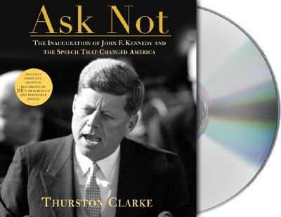 Cover for Ask Not