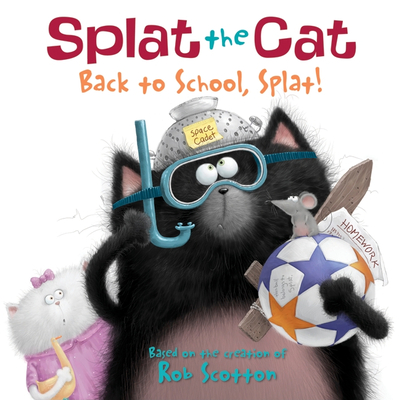 Back to School, Splat! Cover