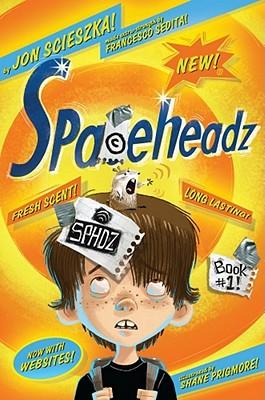 Spaceheadz Cover