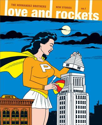 Love and Rockets, No. 1 Cover