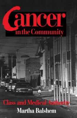 Cancer in the Community Cover