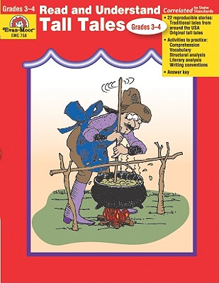 Read & Understand Tall Tales, Grades 3-4 (Read and Understand) Cover Image