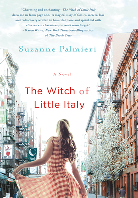 The Witch of Little Italy Cover