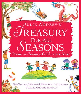 Julie Andrews' Treasury for All Seasons Cover