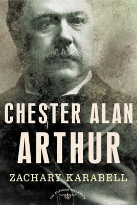 Chester Alan Arthur Cover