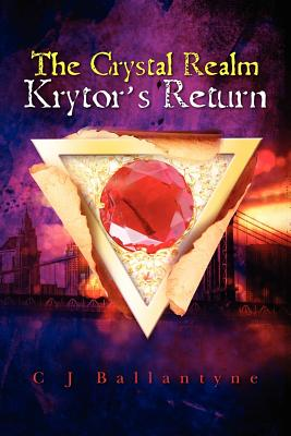 The Crystal Realm Krytor's Return Cover
