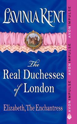Elizabeth, the Enchantress Cover