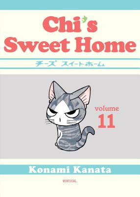 Chi's Sweet Home, volume 11 Cover Image