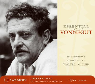 Essential Vonnegut Cover