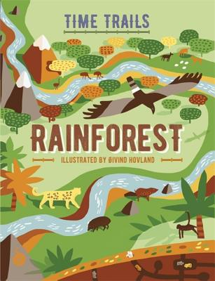 Time Trails: Rainforest Cover Image