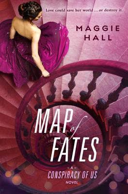 Cover for Map of Fates (CONSPIRACY OF US #2)