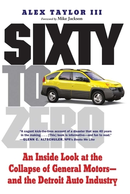 Cover for Sixty to Zero