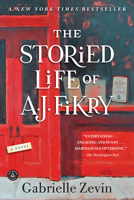 Storied Life of AJ Fikry cover image
