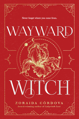 Wayward Witch (Brooklyn Brujas #3) Cover Image