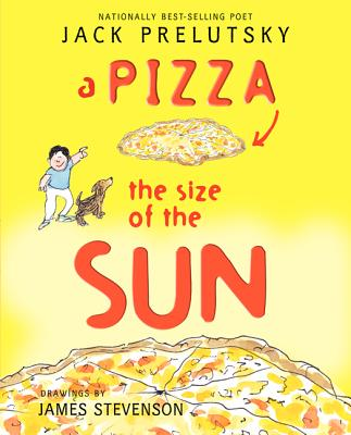 A Pizza the Size of the Sun Cover Image