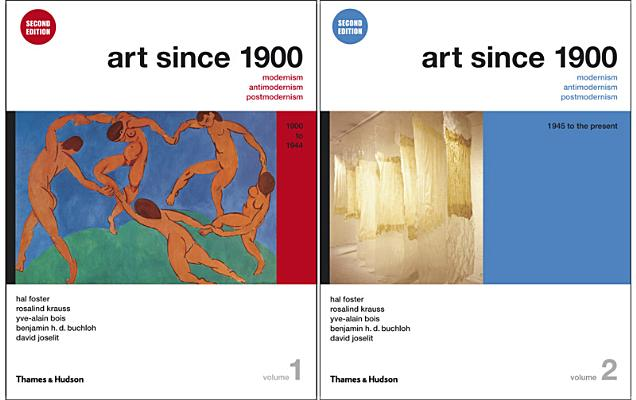 Art Since 1900 Cover
