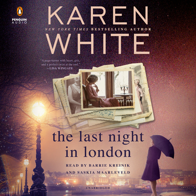 The Last Night in London Cover Image