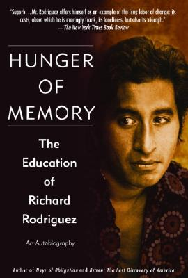 Hunger of Memory Cover