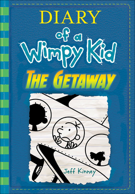 Getaway (Diary of a Wimpy Kid #12) Cover Image
