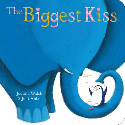Cover for The Biggest Kiss (Classic Board Books)