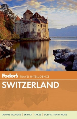 Fodor's Switzerland Cover