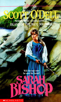 Cover for Sarah Bishop (nwbry Athr)