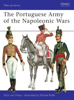 The Portuguese Army of the Napoleonic Wars Cover
