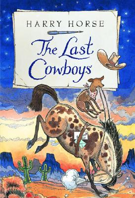 Cover for The Last Cowboys