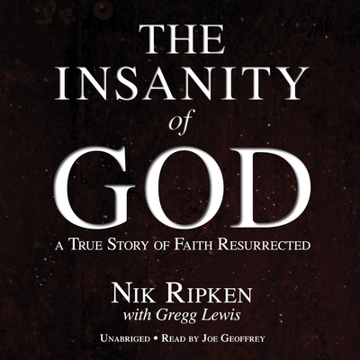 Cover for Insanity of God
