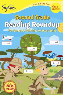 Second Grade Reading Roundup Cover