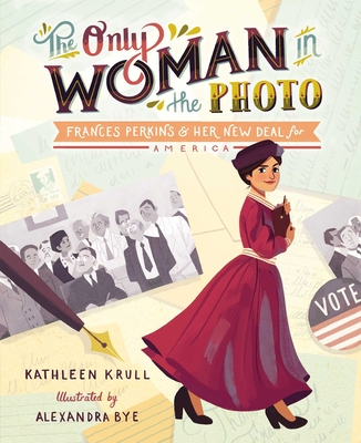 Cover for The Only Woman in the Photo