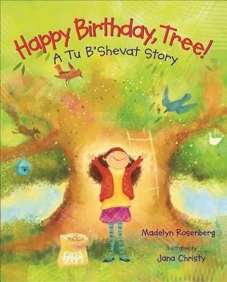 Happy Birthday, Tree! Cover