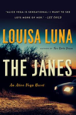 The Janes: An Alice Vega Novel Cover Image