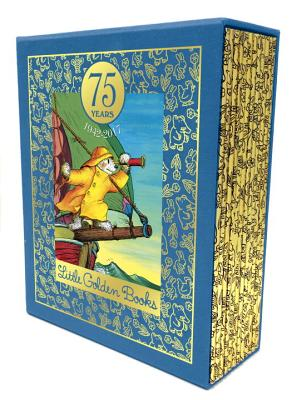 75 Years of Little Golden Books: 1942-2017: A Commemorative Set of 12 Best-Loved Books Cover Image