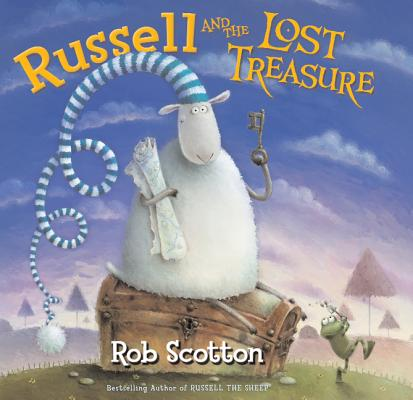 Russell and the Lost Treasure Cover
