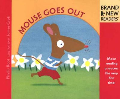 Cover for Mouse Goes Out