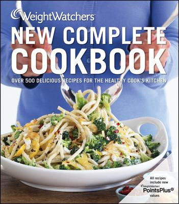 Weight Watchers New Complete Cookbook, Fourth Edition Cover