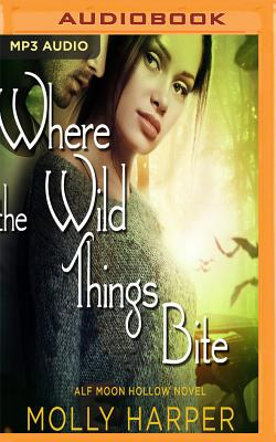 Where the Wild Things Bite (Half-Moon Hollow #5) Cover Image