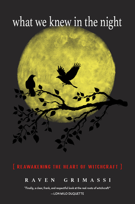 Cover for What We Knew in the Night