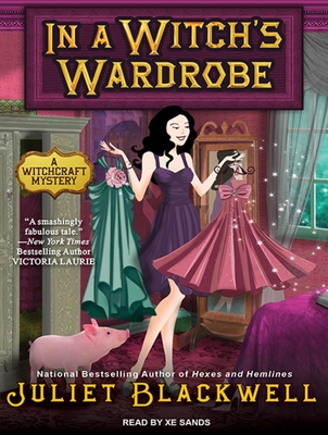In a Witch's Wardrobe Cover Image