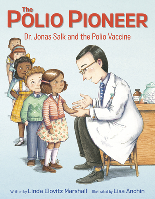The Polio Pioneer Cover Image