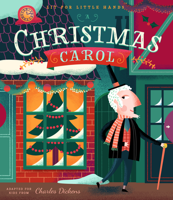 Lit for Little Hands: A Christmas Carol Cover Image