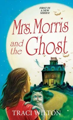 Mrs. Morris and the Ghost (A Salem B&B Mystery #1) Cover Image