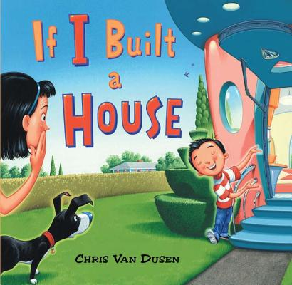 If I Built a House Cover Image