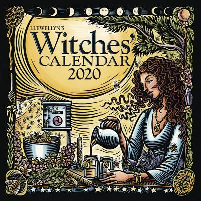 Llewellyn's 2020 Witches' Calendar Cover Image