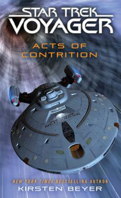 Cover for Acts of Contrition (Star Trek